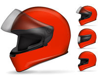 Motorcycle helmet Royalty Free Stock Photography