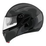 Motorcycle helmet Stock Photography