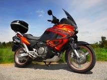 Motorcycle Honda, Honda vehicles Stock Images