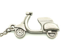 Motorcycle iron Stock Image