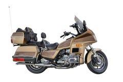 Motorcycle isolated on white background Royalty Free Stock Photo