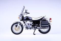 Motorcycle model Royalty Free Stock Images