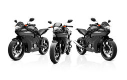 Motorcycle Motorbike Bike Riding Rider Contemporary Concept Royalty Free Stock Photo