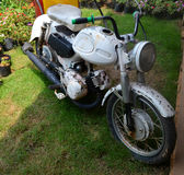 Motorcycle old Royalty Free Stock Images