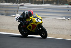Motorcycle Race Royalty Free Stock Photo