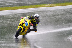 Motorcycle Race Cup Moscow Region Governor Stock Photo