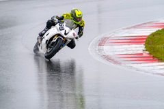 Motorcycle Race Cup Moscow Region Governor Stock Image