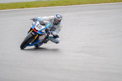 Motorcycle Race Cup Moscow Region Governor Royalty Free Stock Image