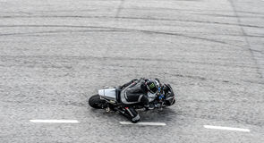 Motorcycle race Stock Photo
