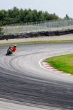 Motorcycle race Royalty Free Stock Photography