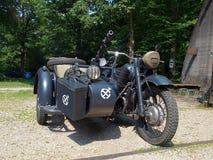 Motorcycle. Stock Photos