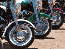 Motorcycle Ride Royalty Free Stock Image