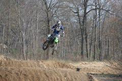 Motorcycle riders Stock Photo