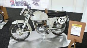 Motorcycle Rieju 125 sport-1956 Stock Photography