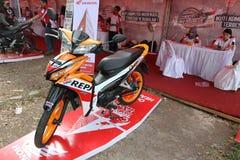 Motorcycle show Stock Photos
