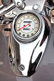 Motorcycle speedometer Royalty Free Stock Images