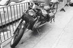 Motorcycle Royalty Free Stock Photo