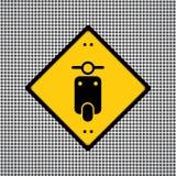 Motorcycle symbol Stock Photo