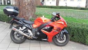 motorcycle 2017 targi wroclaw Stock Image