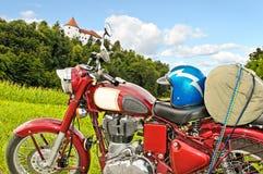 Motorcycle Trip Stock Image