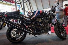 Motorcycle Triumph T300 Daytona, 1992. royalty free stock photos