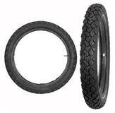 Motorcycle tyre Stock Photography