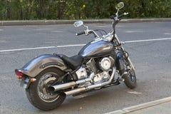 Motorcycle Yamaha Drag star stock photos