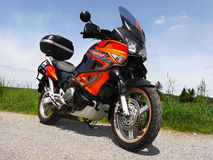Motorcycles Honda, Honda vehicles Royalty Free Stock Image