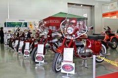 Motorcycles Jawa Royalty Free Stock Photography