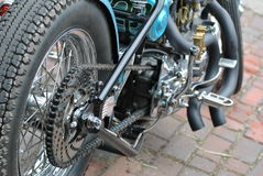 Motorcycles Royalty Free Stock Photography