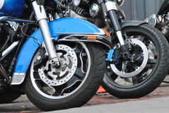 Motorcycles. Are mainly a luxury good in the developed world, where they are used mostly for recreation, as a lifestyle accessory or a symbol of personal royalty free stock images