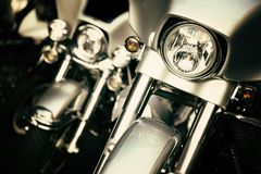 Motorcycles Royalty Free Stock Photos