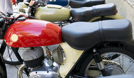 Motorcycles. Stock Images