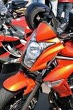 Motorcycles Royalty Free Stock Photos