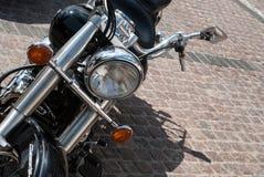 Motorcycles Yamaha Stock Photo