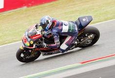 Motorcycling - Axel Pons Royalty Free Stock Photos