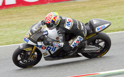 Motorcycling - Johann Zarco Royalty Free Stock Photography