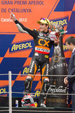 Motorcycling - Marc Marquez Royalty Free Stock Photos