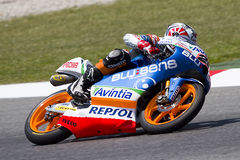 Motorcycling - Maverick Vinales Stock Photo