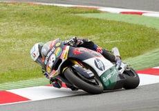 Motorcycling - polityk Espargaro Zdjęcie Stock