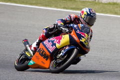 Motorcycling - Sandro Cortese Stock Images