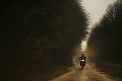 motorcyclist Стоковые Фотографии RF