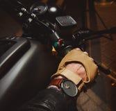 motorcyclist foto de stock royalty free