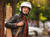 Motorcyclist Stock Photos