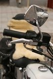 motorcykel Royaltyfria Foton