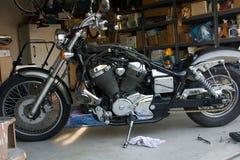 Motorcykel Royaltyfri Bild
