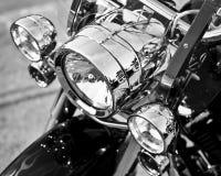 Motorcykel Arkivbild