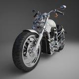 motorcykel 3d Arkivfoton