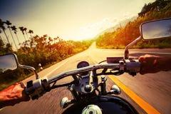motorcykel Royaltyfri Foto