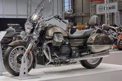 Motorcykel Moto Guzzi Kalifornien som turnerar SE 1400 Royaltyfria Bilder
